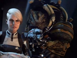 Обложка новости BioWare будет активно поддерживать Mass Effect: Andromeda