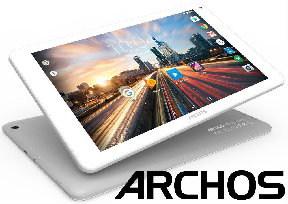 Gebruiksaanwijzing archos tablet