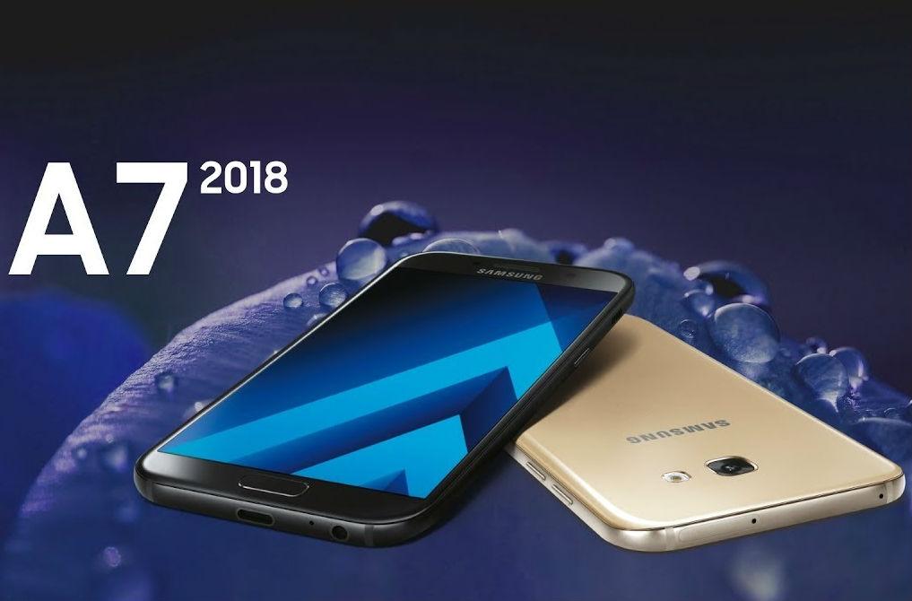 Samsung Galaxy A7 (2017 цена, характеристики и)