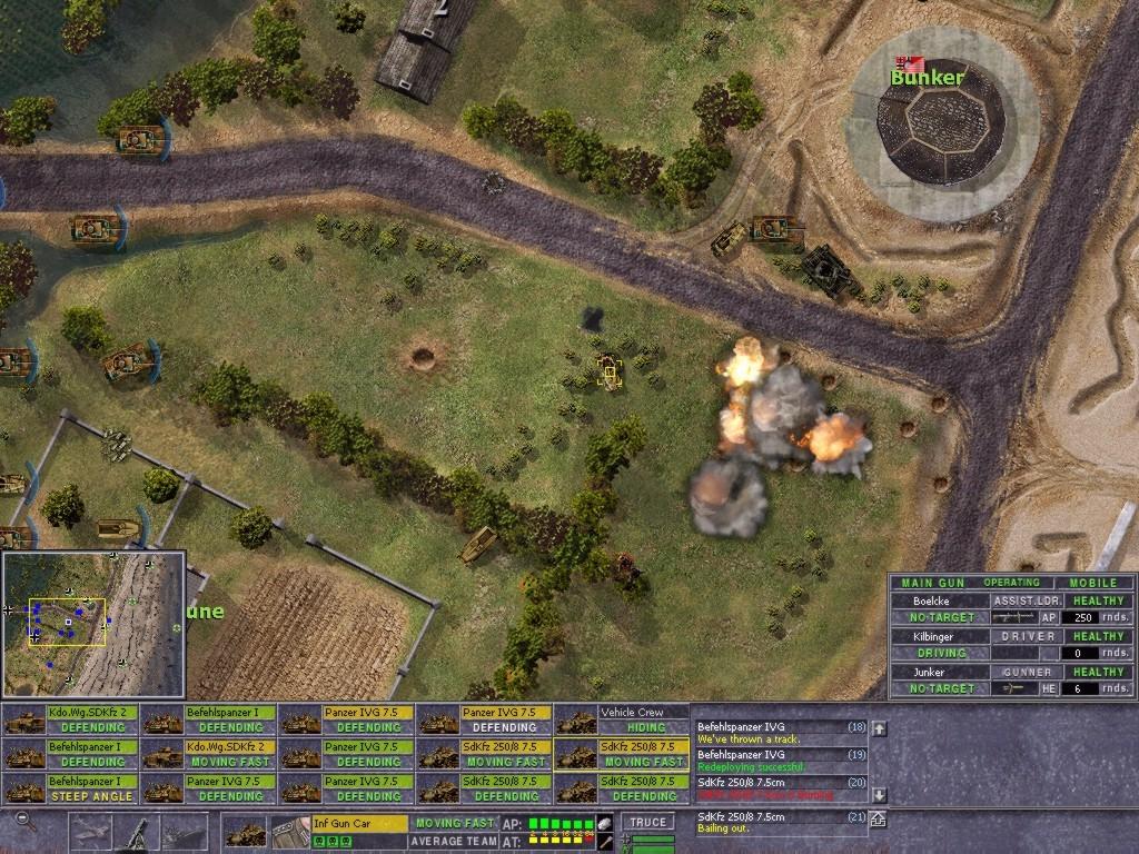 Close Combat 5 Invasion Normandy. Скриншот просмотрен (раз) 46