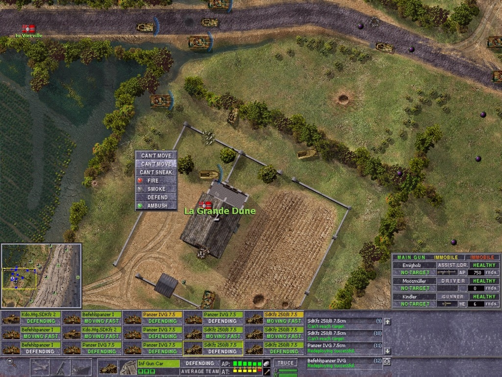 Close Combat 5 Invasion Normandy. Скриншот просмотрен (раз) 54