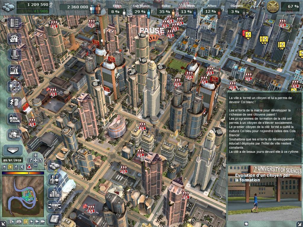 Игра City Live