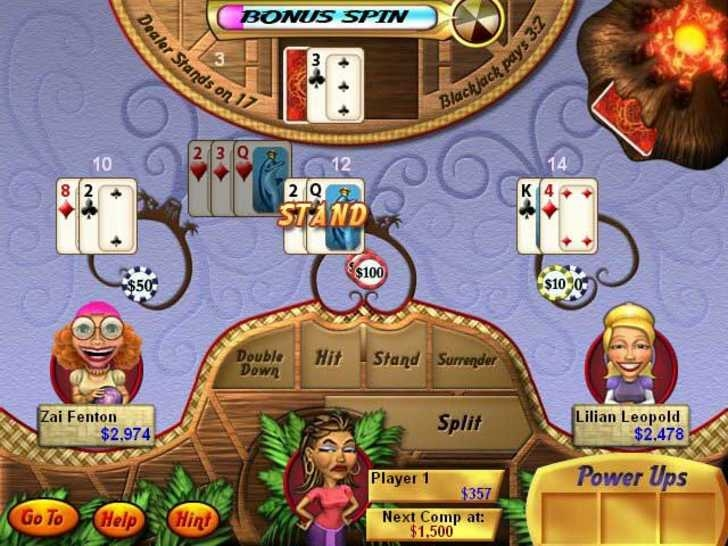 Pogo casino island to go