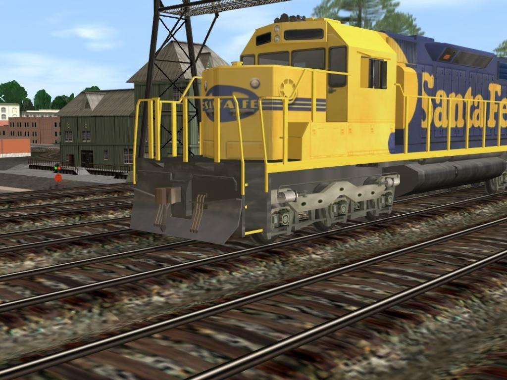 Trainz Railroad Simulator 2009 Торрент