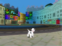 Скриншот из игры 102 Dalmatians: Puppies to the Rescue