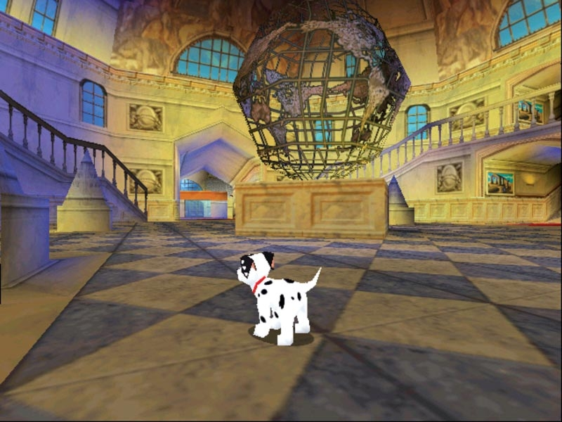 Скриншот из игры 102 Dalmatians: Puppies to the Rescue под номером 3