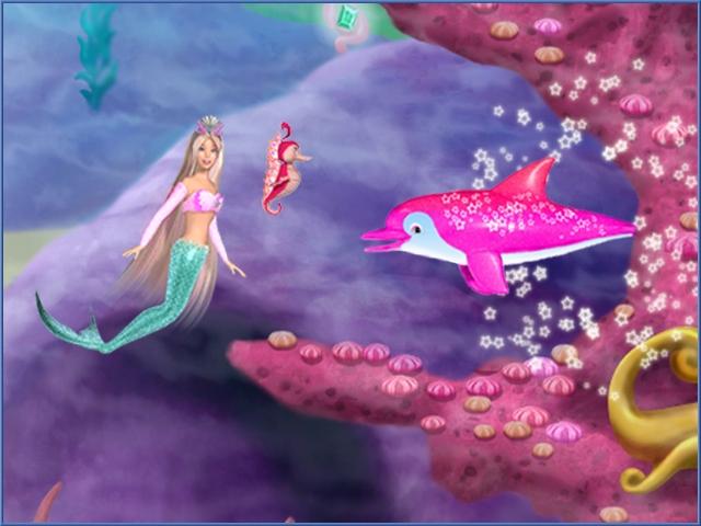 барби русалочки смотреть онлайн: