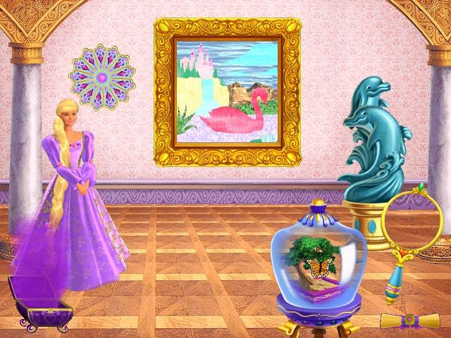 Барби Рапунцель Игру Торрент