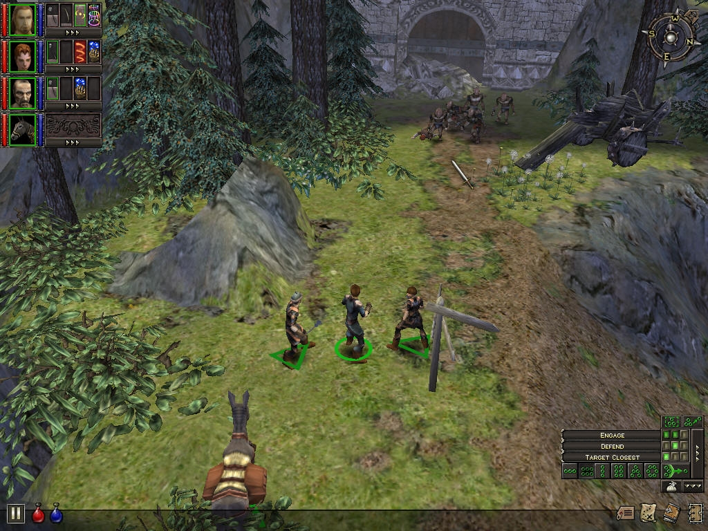 Русификатор Dungeon Siege
