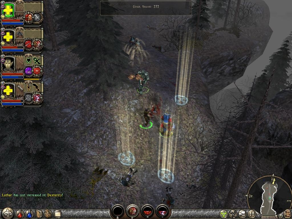 dungeon siege 2 патчи: