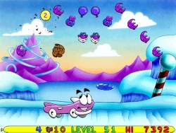 Скриншот из игры Putt-Putt and Pep's Balloon-O-Rama