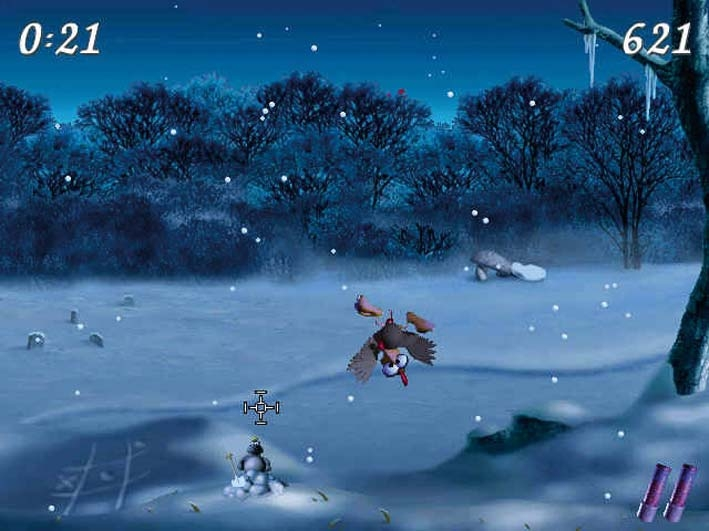 Морхухн 4 Снежный десант / Moorhuhn 4 Winter Edition (2008/РС) .