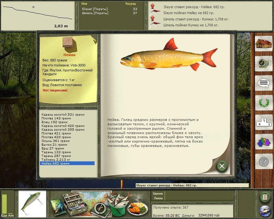 Как сделать свою русскую рыбалку 3 342