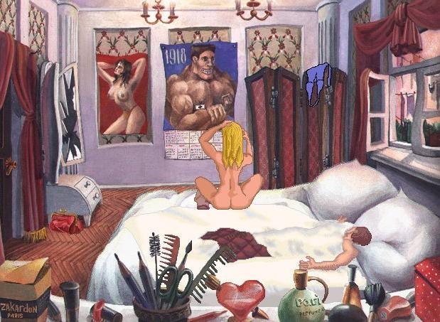 Порно с петькой и анкой