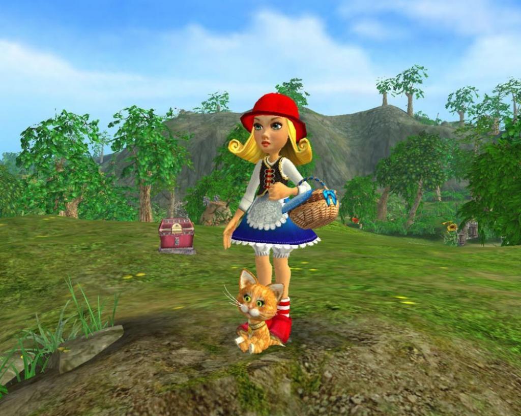 Приключения красной шапочки онлайн смотреть в hd 3 фотография