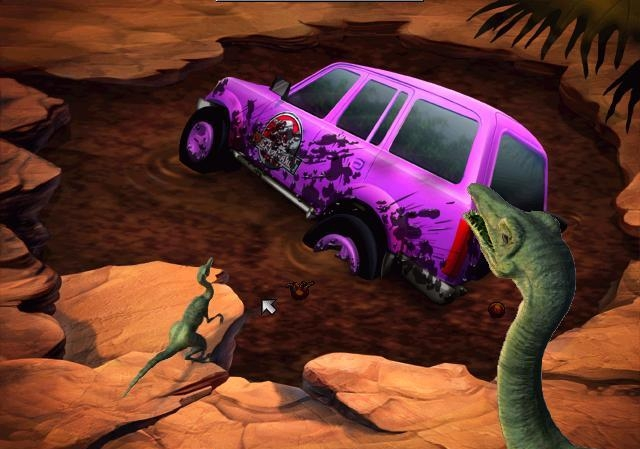 Jurassic Park Aparate