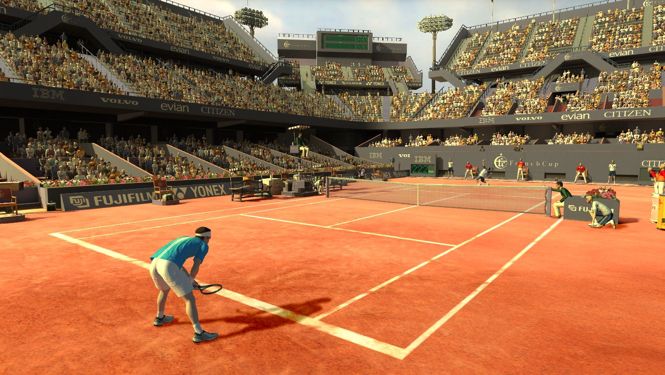 my tenis game How to play the game tennis girl dress up game  the crowd is going wild in today's girls' games in honor of the wimbledon tennis championships, we've got a special dress up game starring none other than maria sharapova, the famous russian tennis player.