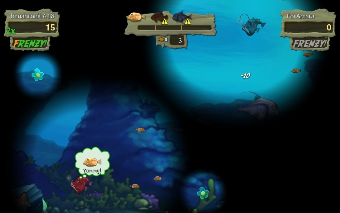 Feeding Frenzy 2 Shipwreck Showdown. PopCap Games. 2006. Таблетка
