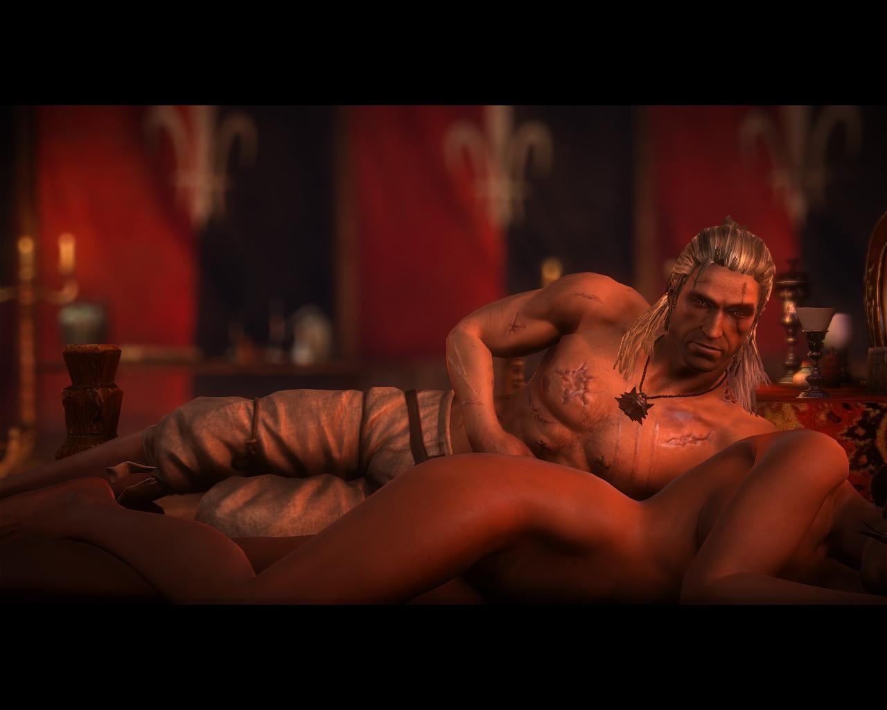 ведьмак 2 проститутки