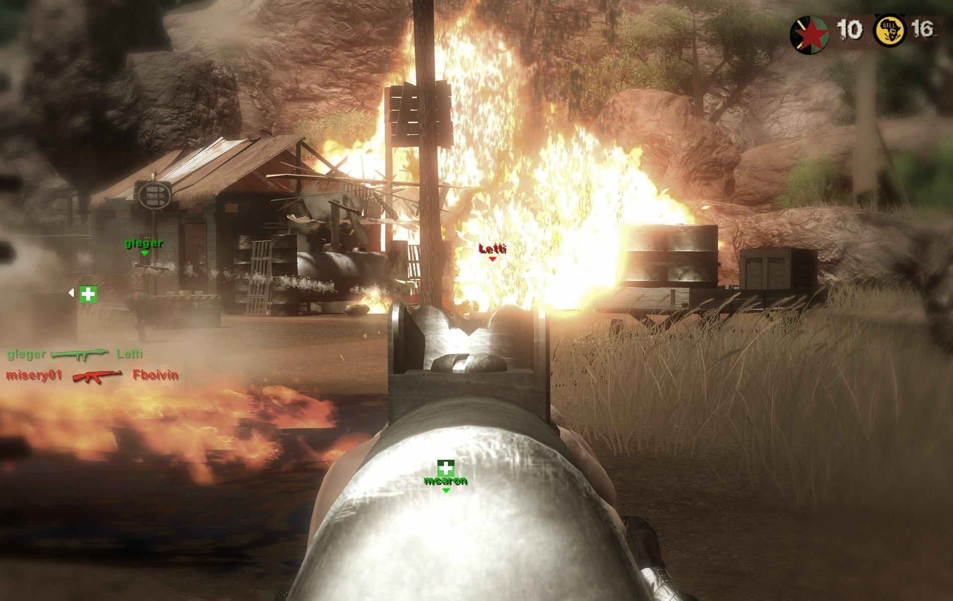 Скриншот Far Cry 2 под номером 55