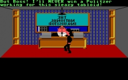 Скриншот из игры Zak McKracken and the Alien Mindbenders под номером 6