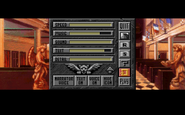Gabriel Knight: Sins Of The Fathers [1993 Video Game]