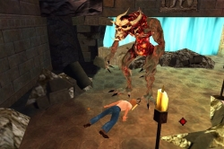 Скриншот из игры Gabriel Knight 3: Blood of the Sacred, Blood of the Damned