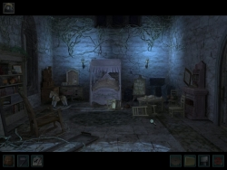 Скриншот из игры Nancy Drew: The Haunting of Castle Malloy 
