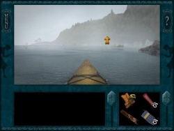 Скриншот из игры Nancy Drew: Danger on Deception Island 