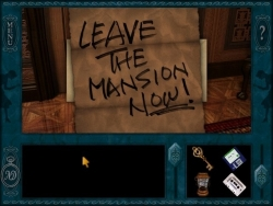 Скриншот из игры Nancy Drew: Message in a Haunted Mansion под номером 61