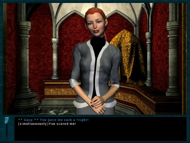 Скриншот из игры Nancy Drew: The Curse of Blackmoor Manor под номером 11