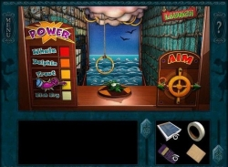 Скриншот из игры Nancy Drew: The Haunted Carousel