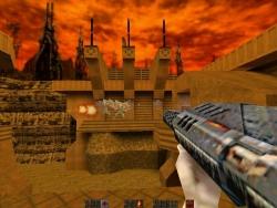 Скриншот из игры quake 2 mission pack 1: the reckoning под номером 86