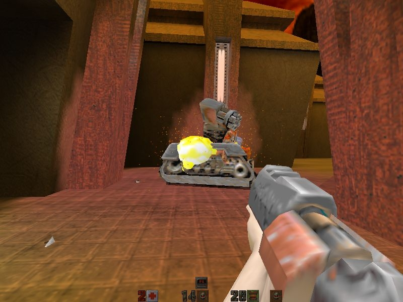 There are far more images available for quake ii mission pack: ground zero