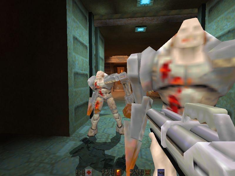 Скриншоты quake 2 mission pack 1: the reckoning