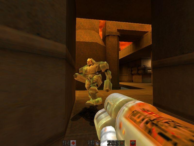 Quake ii: the reckoning