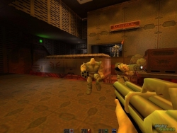 Скриншот из игры Quake 2 Mission Pack 2: Ground Zero 
