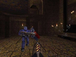 Скриншот из игры Quake Mission Pack 2: Dissolution of Eternity 