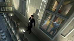 Скриншот из игры Quantum of Solace: The Game