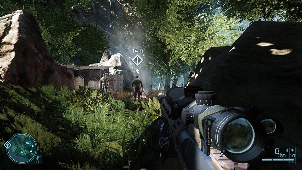 Из игры sniper ghost warrior 2 под номером 29