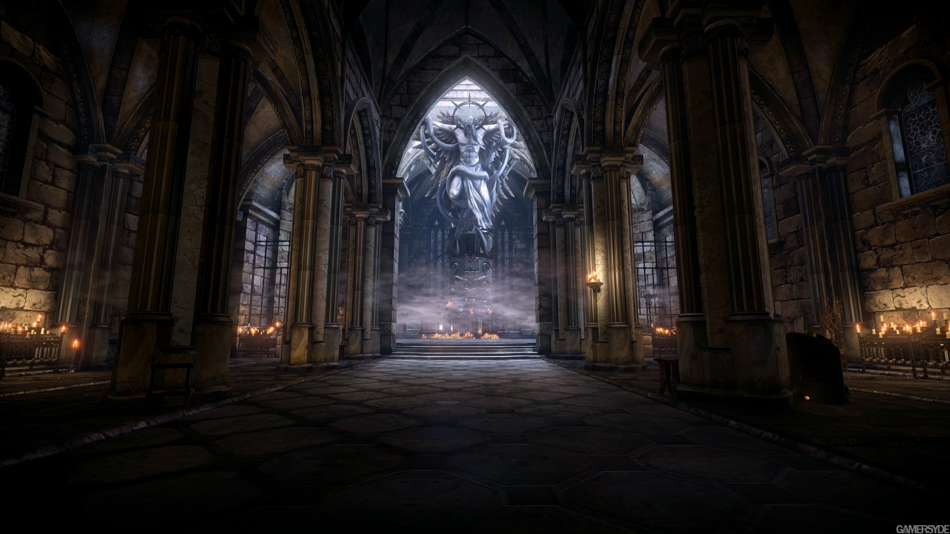рецензия на игру castlevania lords of shadow