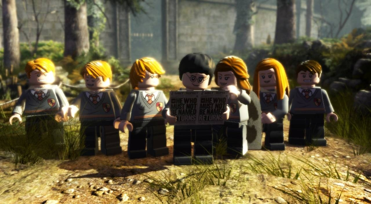 Из игры lego harry potter years 5 7 под номером 7