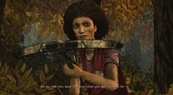 Скриншот из игры Walking Dead: Episode 3 - Long Road Ahead, The