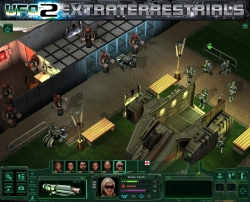 Скриншот из игры UFO2Extraterrestrials: Shadows over Earth под номером 11