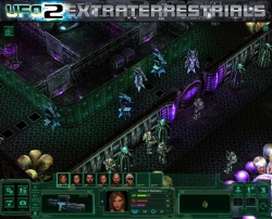 Скриншот из игры UFO2Extraterrestrials: Shadows over Earth под номером 7