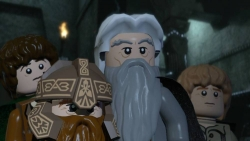 �������� �� ���� LEGO: Lord of the Rings ��� ������� 2
