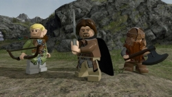 �������� �� ���� LEGO: Lord of the Rings ��� ������� 5