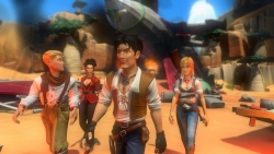 Скриншот из игры Jack Keane 2: The Fire Within