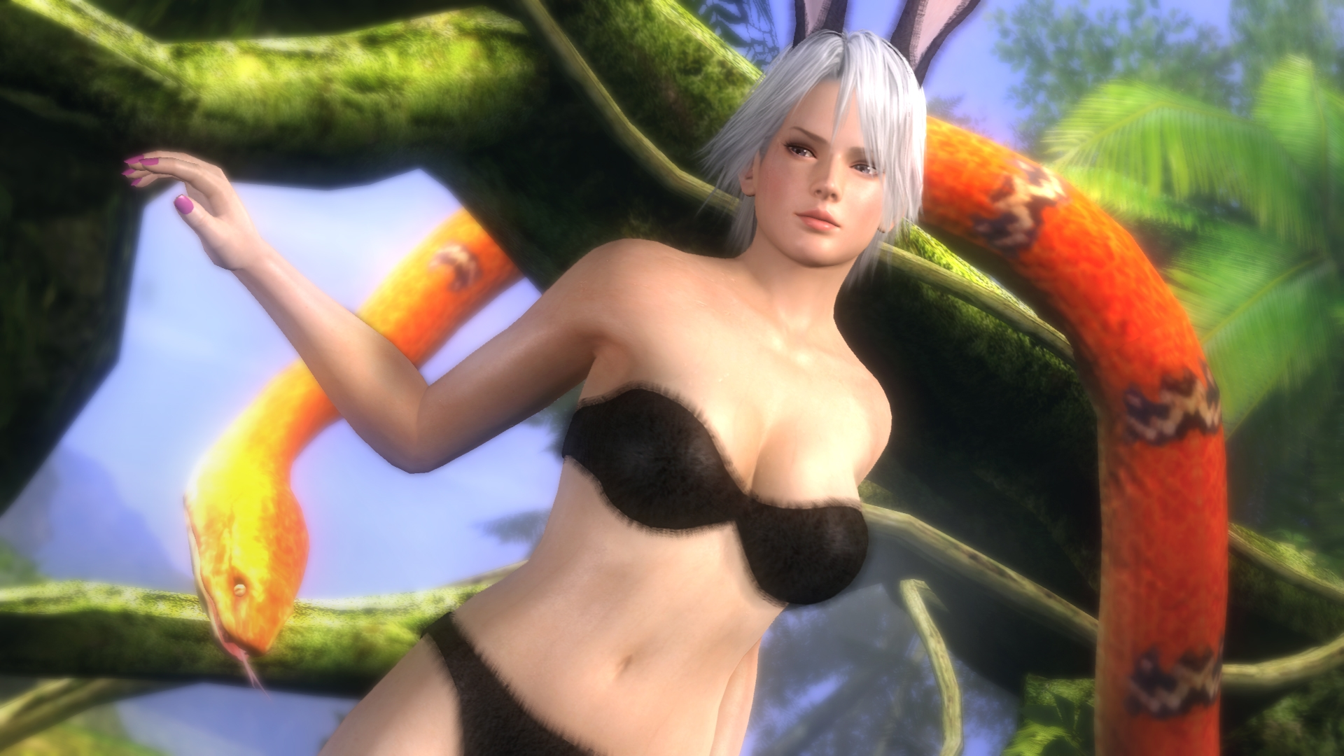 Dead or alive nude fucking nsfw photos