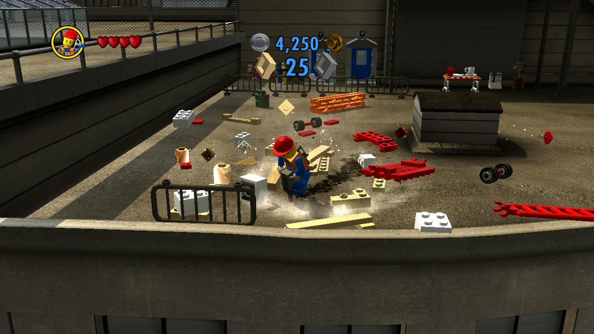скачать игру lego city undercover pc